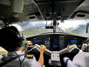 Сколько получают пилоты пассажирских самолетов в России