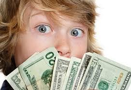 Как заработать деньги подростку в 13 лет