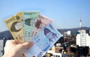 Какая минимальная и средняя зарплата в Корее в 2019 году