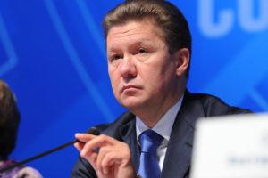 Какая зарплата у Миллера в Газпроме в 2019 году