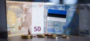 Минимальная и средняя зарплата в Эстонии в 2019 году
