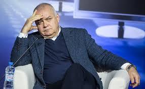Зарплата ведущего Дмитрия Киселева на ВГТРК