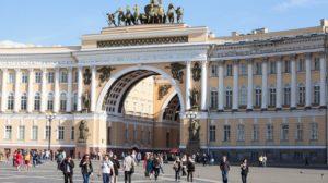 Какая средняя зарплата в Санкт-Петербурге в 2019 году