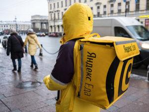 Какая зарплата у курьера в Яндекс.Еда