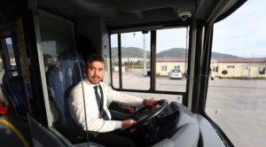 Какую зарплату получает водитель автобуса