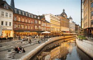 Минимальная и средняя зарплата в Дании в 2019 году