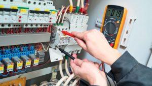 Средняя зарплата электрика в России