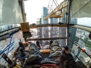 Средняя зарплата крановщика башенного крана