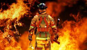 Зарплата пожарных в России в 2021 году