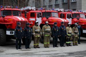 Зарплата пожарных в России в 2019 году