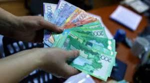 Какая средняя зарплата в Казахстане в 2019 году