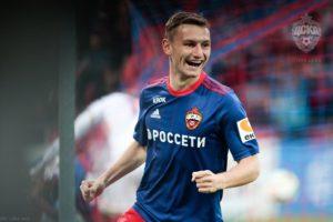 Какая зарплата у Чалова в ЦСКА