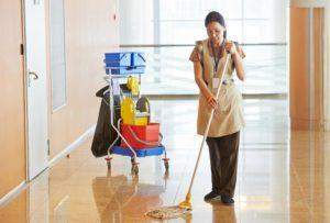 Сколько зарабатывают уборщики и уборщицы в США